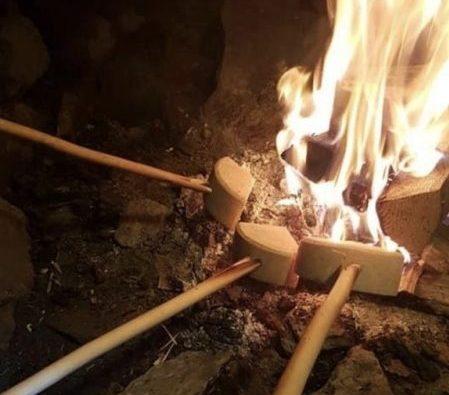 Nuit suisse de la Randonnée – Rauschia autour du feu